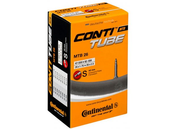 Duše Continental 26x1,75 - 2,50 Gal 40 mm -