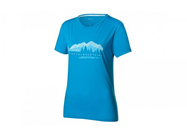 Dámské tričko Cube Fichtelmountains WLS