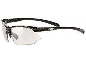 Brýle UVEX Sportstyle 802 Vario Black