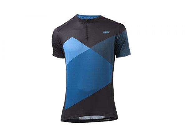 Dres KTM Factory Character Black/blue