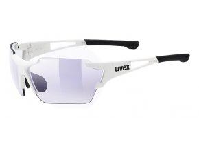 Brýle UVEX Sportstyle 803 Race Vario White