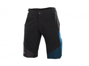 Cyklistické kraťasy KTM Character volné Black/blue