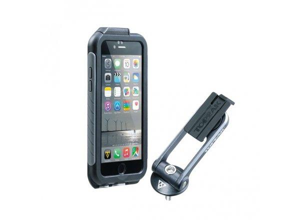 TOPEAK Weatherproof RideCase pro iPhone 6 Black