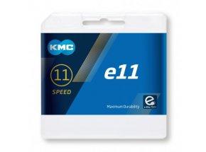 Řetěz pro elektrokola KMC E11 11 speed Silver