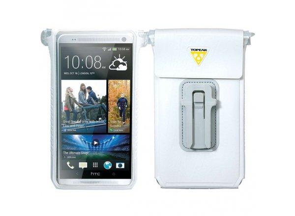 "TOPEAK SmartPhone DryBag 6"" White"
