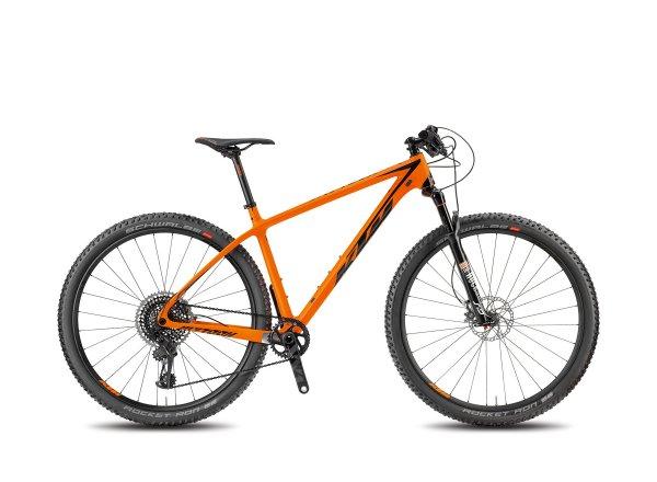 Horské kolo KTM MYROON 29 PRESTIGE 12 2018 Orange matt/black glossy