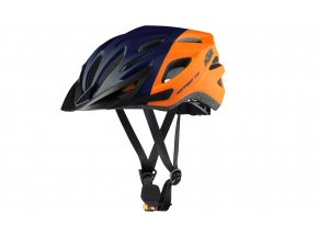 Cyklistická přilba KTM Helm Factory Line 2019 Dark blue/orange