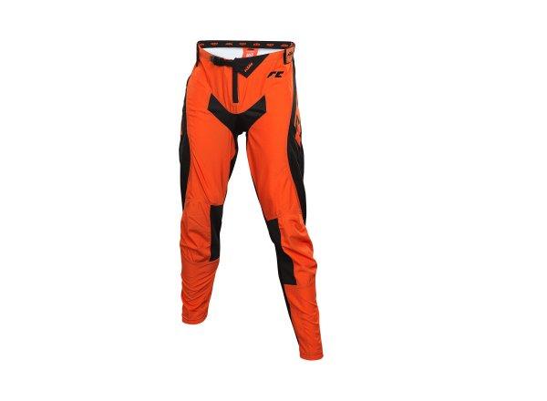 Cyklistické kalhoty KTM Factory Enduro Pant Black/orange