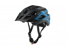 Cyklistická přilba KTM Factory Character 2019 Black/blue