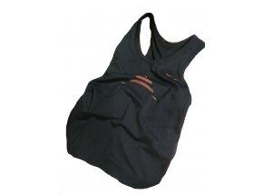 Funkční dámské tílko X-Bionic Vitalizer Black/orange