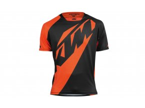 Dětský dres KTM Factory Enduro Youth Black/orange