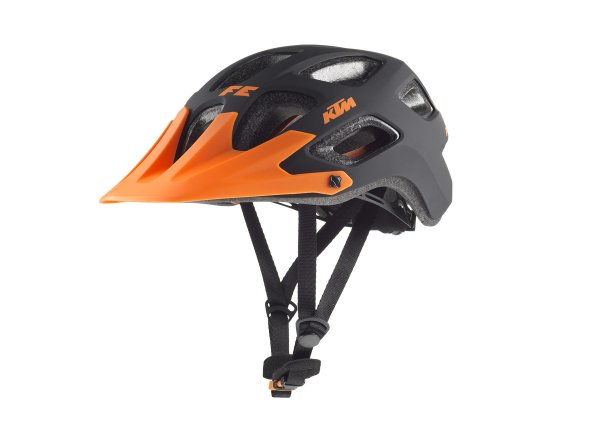 Cyklistická přilba KTM Factory Enduro 2019 Black/orange