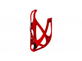 Košík CUBE Bottle Cage HPP Matt black/red