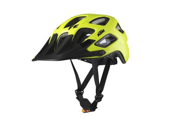 Cyklistická přilba KTM Factory Enduro 2019 black/yellow