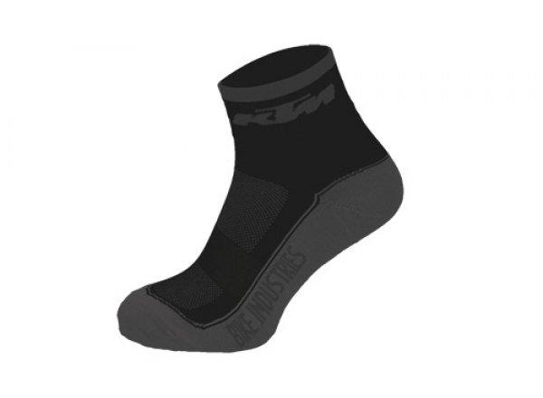 Ponožky KTM Factory Line Black/Black