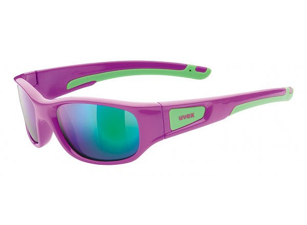 Brýle UVEX SPORTSTYLE 506 Pink/green