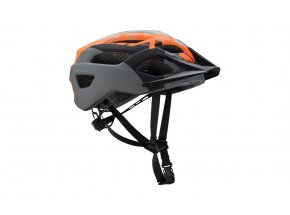 Cyklistická helma CUBE Helmet PRO black´n´orange
