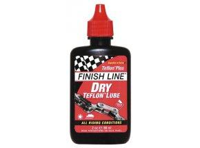 Mazivo FINISH LINE Teflon Plus Dry kapátko