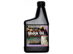 Olej do vidlic FINISH LINE Shock Oil 10wt 475 ml