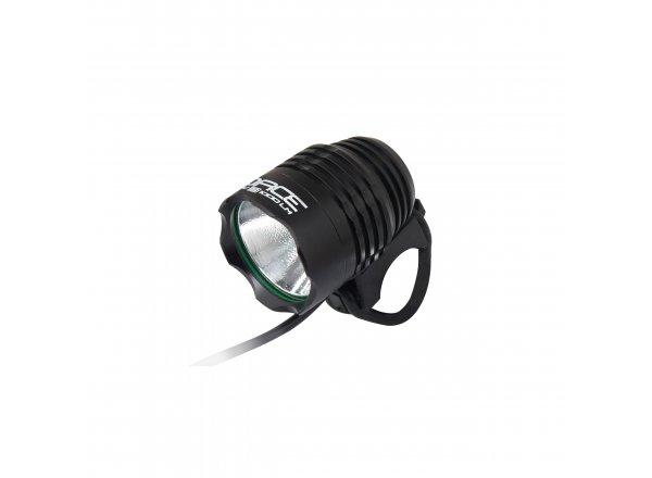 Přední světlo FORCE GLOW-3 1000LM CREE LED Black