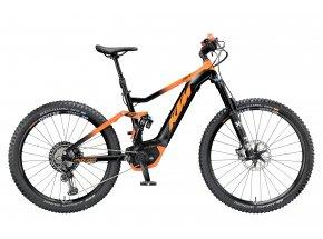 Elektrokolo KTM MACINA KAPOHO 2971 12 PT-CX5K4 2019 Black (orange)