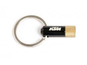 Klíčenka KTM s redukcí Auto pro GAL ventilek -