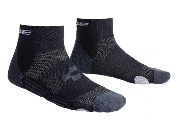 Ponožky CUBE Race Cut Blackline