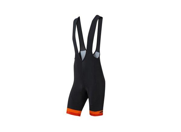 Cyklistické kraťasy KTM Factory Line Black/orange