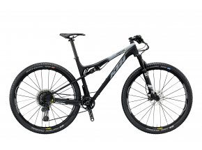 Horské kolo KTM SCARP 29 PRESTIGE 12 2019 Black matt (grey+yellow)