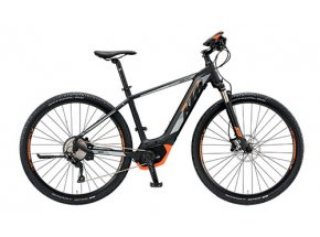 Elektrokolo KTM R2R CROSS 10 2019 Black matt (grey+orange)