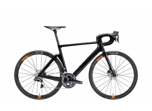 Silniční kolo KTM REVELATOR LISSE MASTER 22 2019 black matt (black+orange glossy)