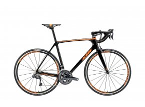 Silniční kolo KTM REVELATOR MASTER Di2 22 2019 Black (orange)