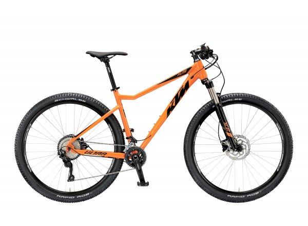 Horské kolo KTM ULTRA FLITE 29.20 2019 Orange (black)