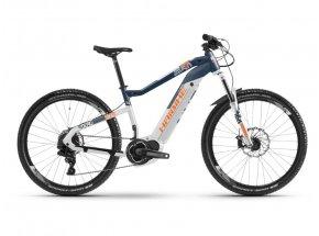Elektrokolo Haibike SDURO Hardseven 5.0 i500Wh 2019 blue/white/orange