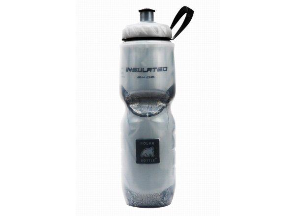 Cyklistická láhev POLAR BOTTLE Insulated 0,7l WHITE