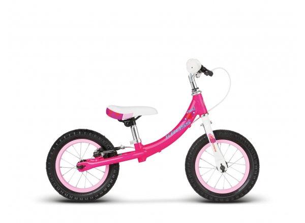 "Odrážedlo KROSS Mini 12"" 2019 ONE pink glossy"