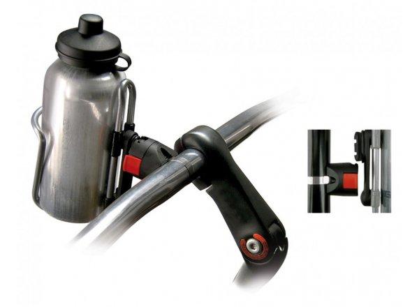 Adaptér pro drřák na láhev Bottle Fix Black