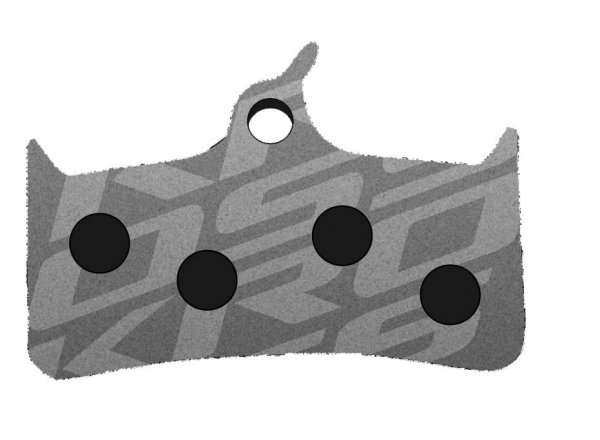 Brzdové destičky KROSS Deore XT M755 Black
