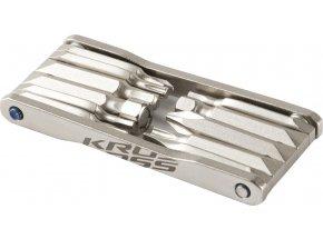 Nářadí multiklíč KROSS SMOOTH 12 Silver