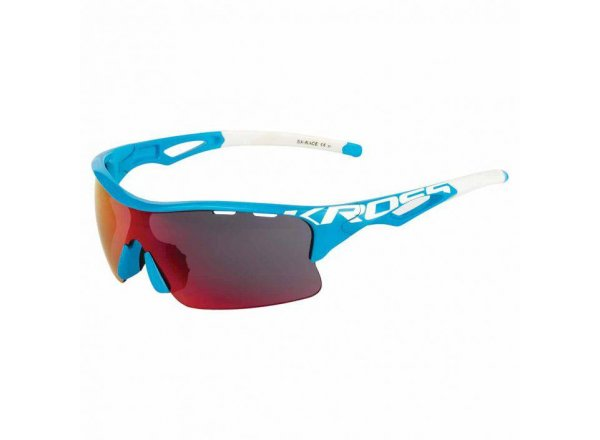 Cyklistické brýle KROSS SX-RACE blue/white
