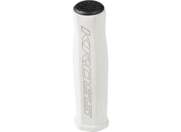 Gripy KROSS Ultra Foam (1 pár) White