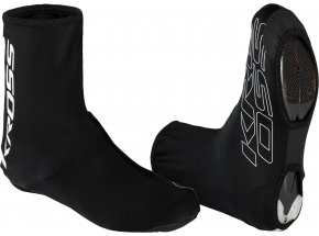 Návleky na tretry/boty KROSS CLOTH Black