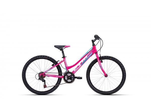 Dětské kolo CTM MONY 24 2019 Pink/white