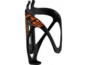 Košík na láhev KROSS GRID Black/orange