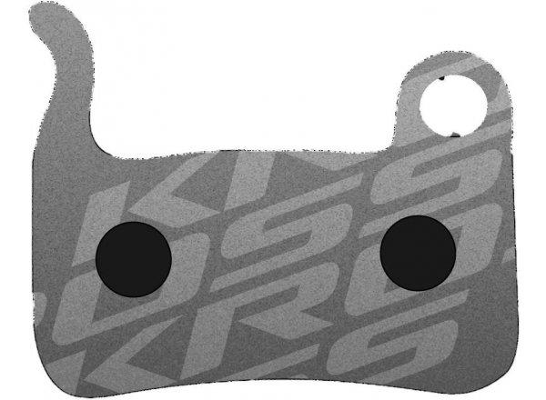 Brzdové destičky KROSS XTR M965/966/975/975P, Deore XT M776/775,  Deore LX M585 Black
