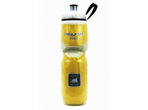 Cyklistická láhev POLAR BOTTLE Insulated 0,6l YELLOW