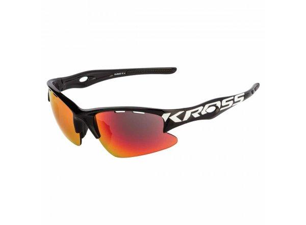 Cyklistické brýle KROSS DX-RACE1 Black