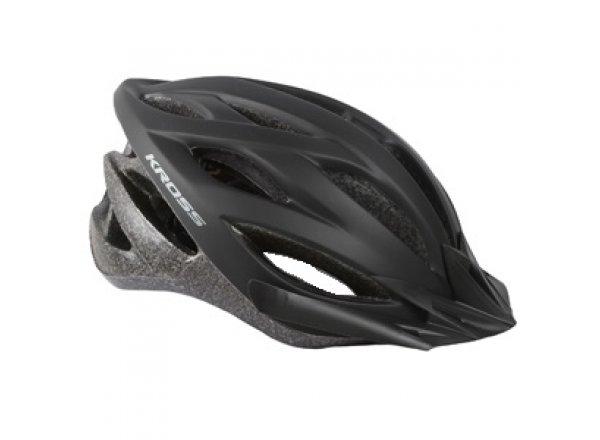 Cyklistická přilba KROSS BORAO Black