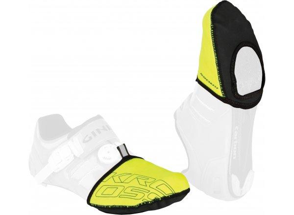 Návleky na tretry/boty KROSS CREST Yellow