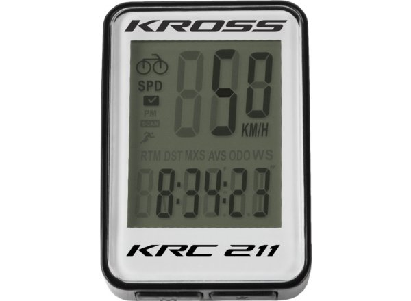 Computer KROSS KRC 211 Black/white
